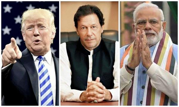 trump changes decision  i will mediate on kashmir issue