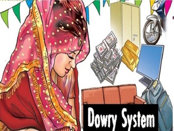 the bride was beaten and thrown out of the house when the dowry demand