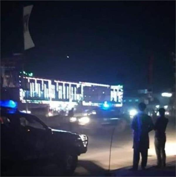 man blows himself up during wedding in kabul many fear death
