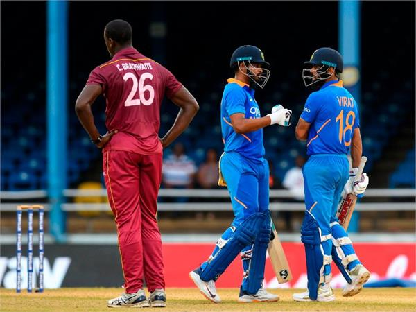 west indies vs india 2019 3rd odi