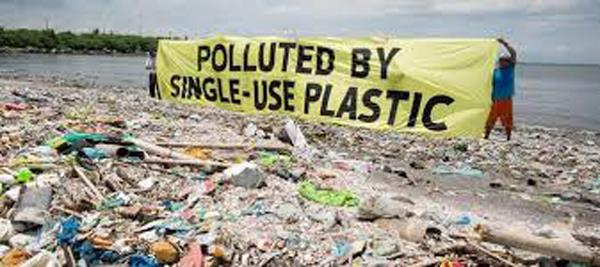 plastic poses a   danger   to mankind