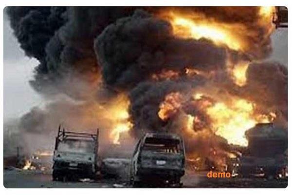 uganda explosion truck kills 10