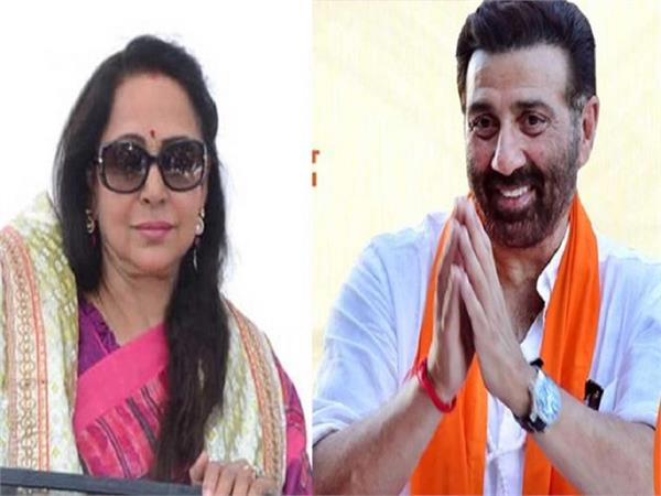 hema malini and sunny deol likely to attend film festival