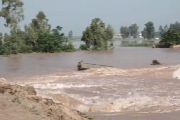 flood in sultanpur lodhi