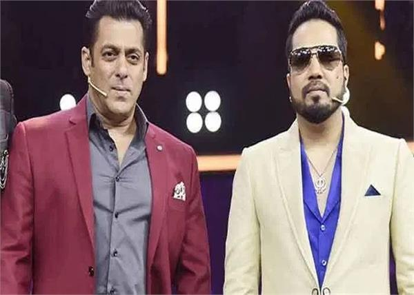 salman khan part ways with mika singh over pakistan trip  cancels us concert
