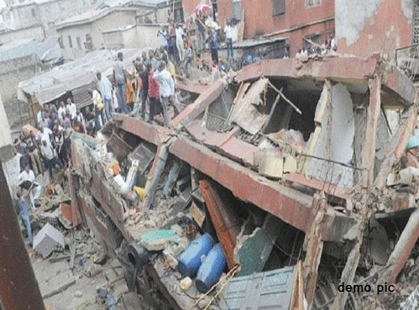 nigeria floods buildings death
