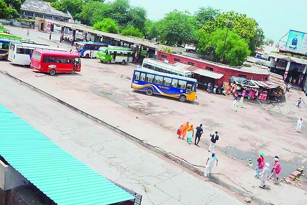 bathinda  punjab closed  prtc  loss