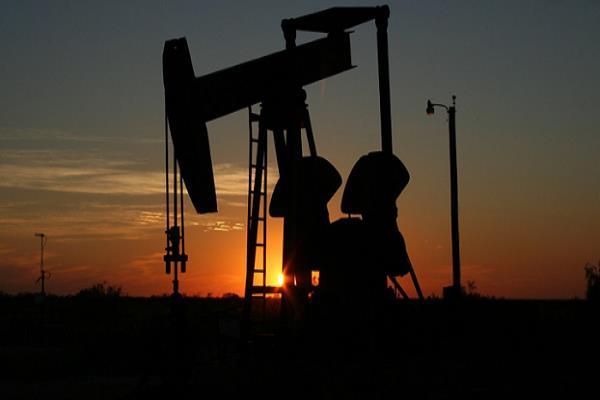 crude oil spot  weakness