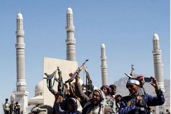 hauti missile attack on saudi