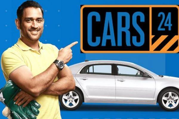 mahendra singh dhoni invested in cars24