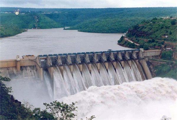 bhakra dam flood punjab