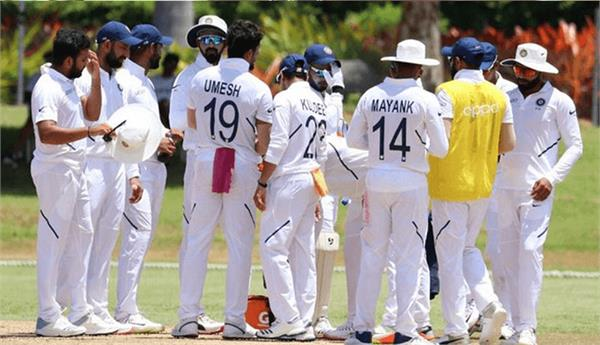 today 3 test matches will be played between these 6 cricket teams