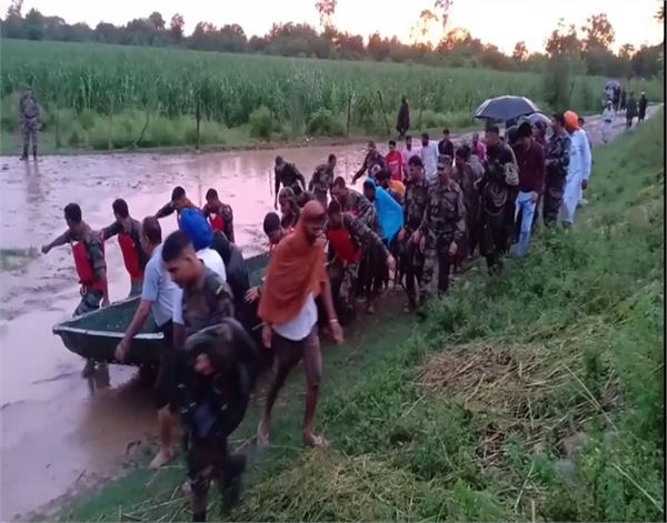gurdaspur  beas river  army