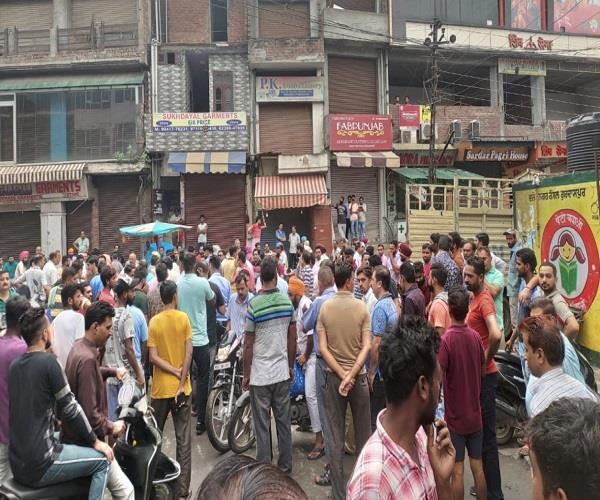 gurdaspur ravidas community clash