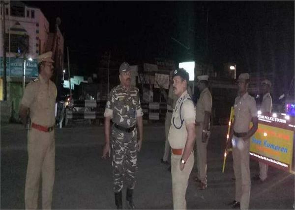tamil nadu army terrorist alert security