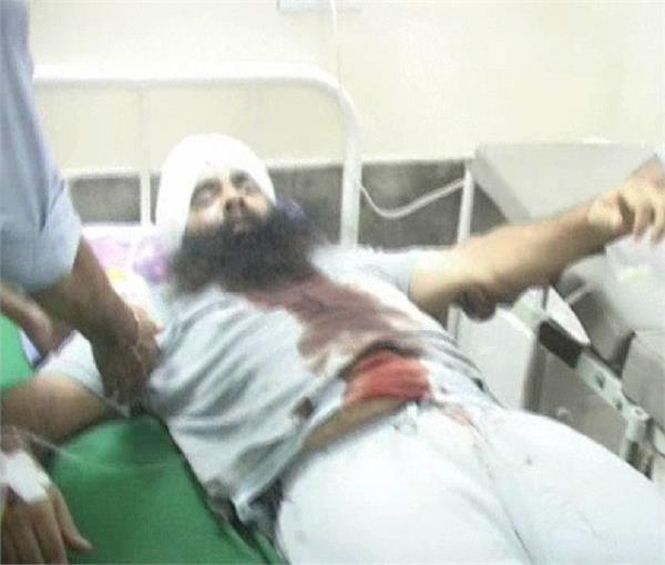 attack on music producer in nabha critical condition