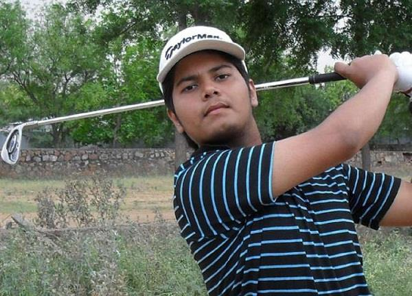 aman raj  golf