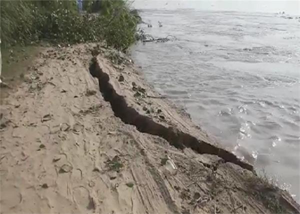 ferozepur tediwala dam sutlej flood