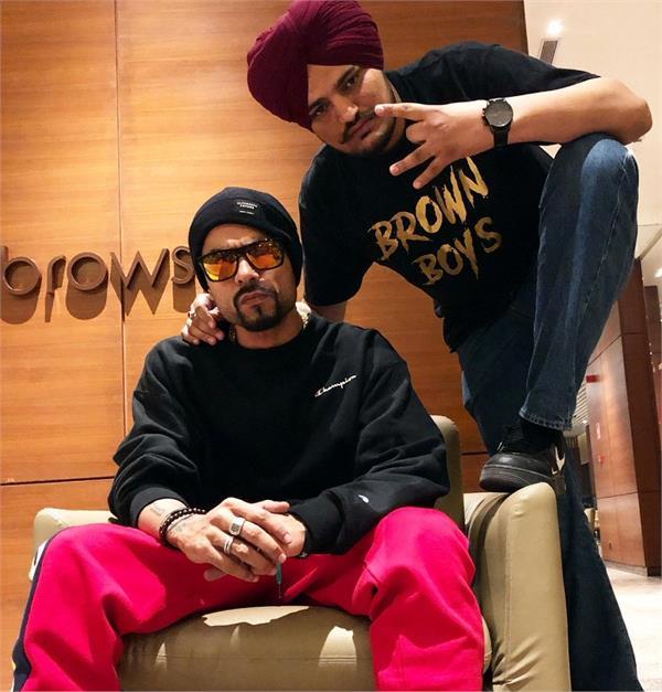 sidhu moosewala and bohemia new song coming soon