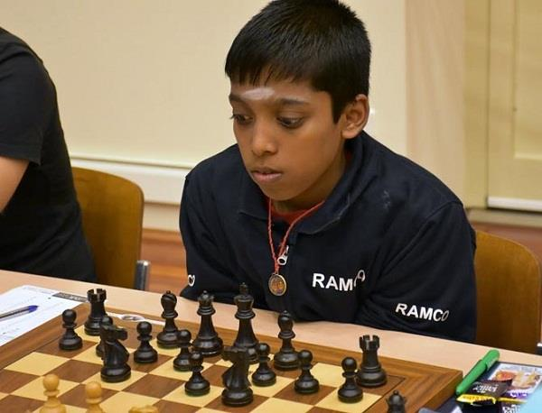 praggnanandhaa  world youth chess