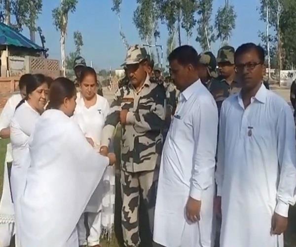 fazilka army raksha bandhan