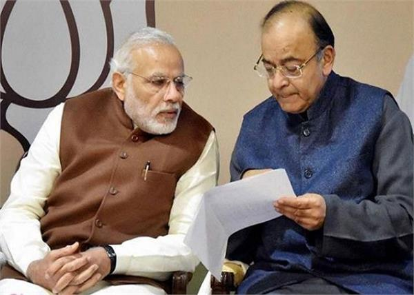 arun jaitley bjp narendra modi prime minister