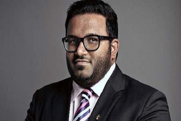 former maldives vice president ahmed adeeb