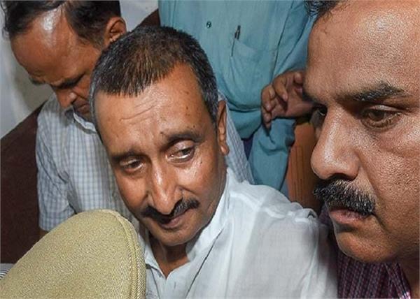 unnao rape kuldeep sanger life imprisonment high court