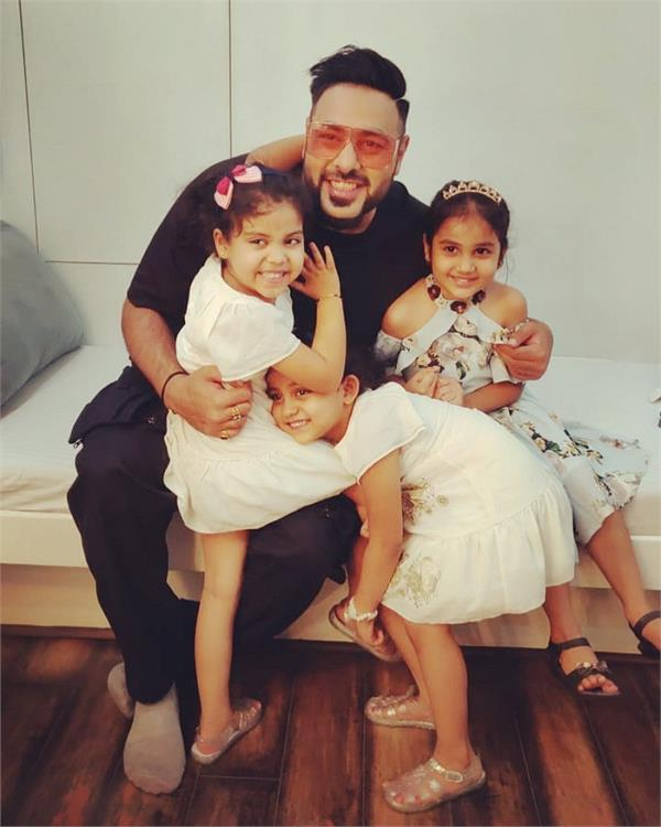 badshah revealed he want to talk about adult education his daughter