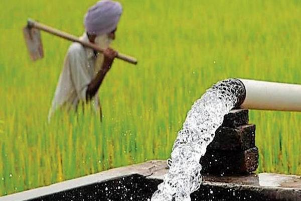 277 farmers involved in save water make money campaign
