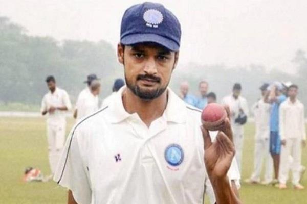 shahbaz nadeem india a excellent performance
