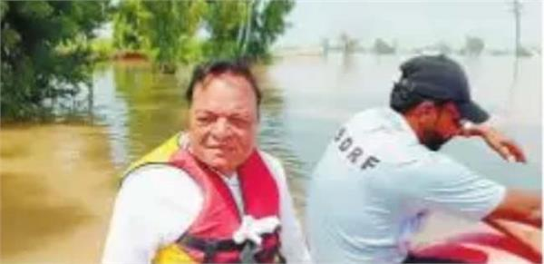 flood in punjab
