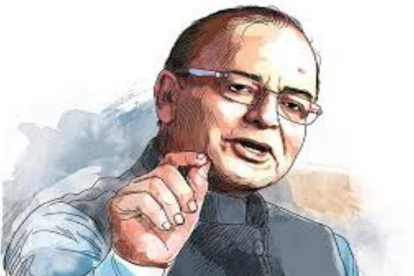 so will always be remembered arun jaitley