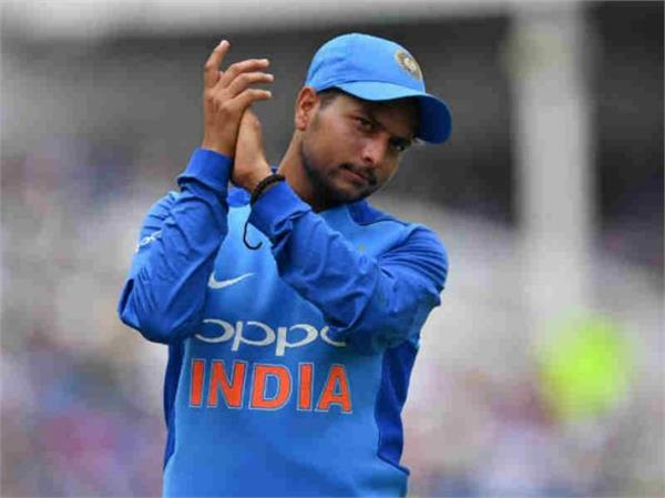 kuldeep yadav 4 wickets away from completing his 100 odi wickets
