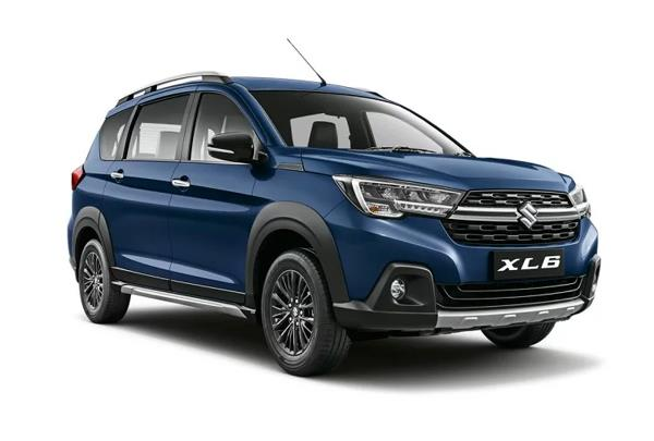 maruti suzuki xl6 launched