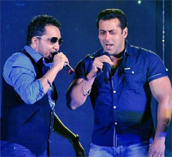 fwice member says salman khan could be ban if he works with mika singh