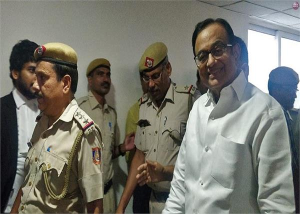 p chidambaram in rouse avenue court