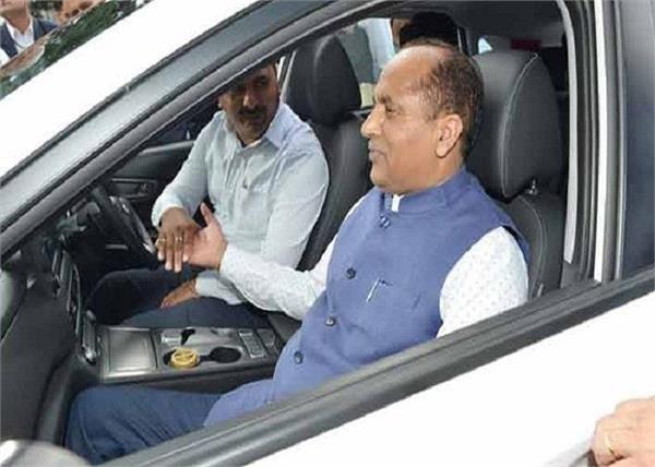 td offers to electric car cm jairam thakur