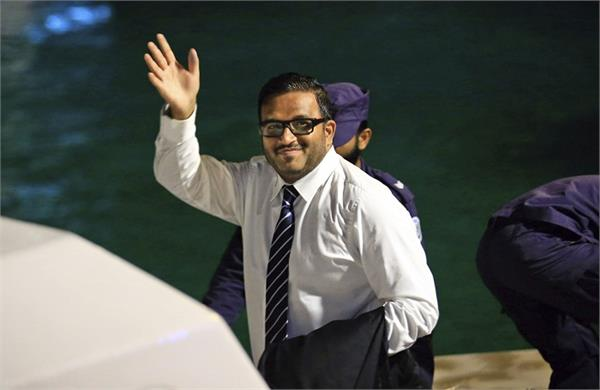 former maldivian vice president will remain in custody for 15 days