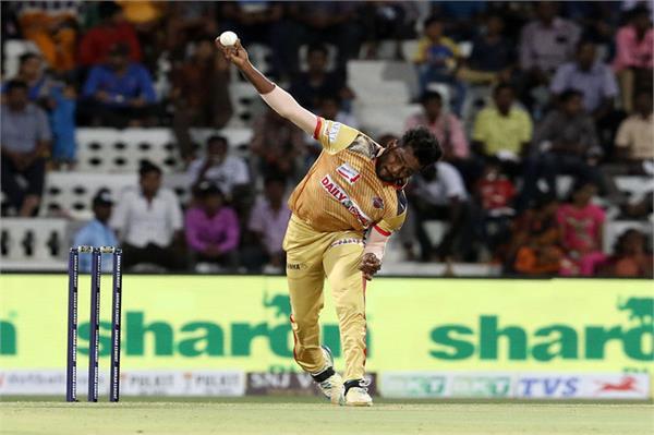 indian lasith malinga g periyaswamy can be part of team india soon