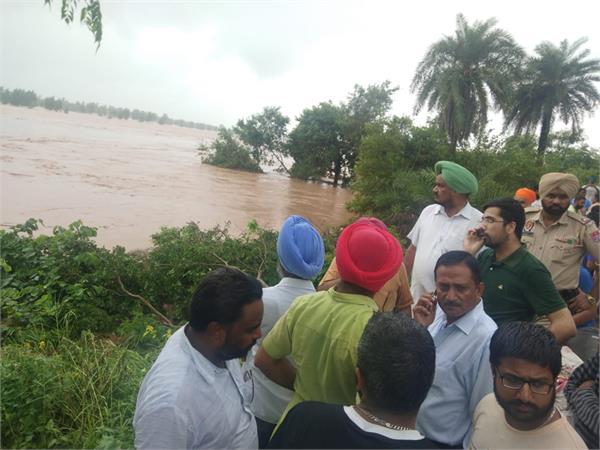 nawanshahr flood