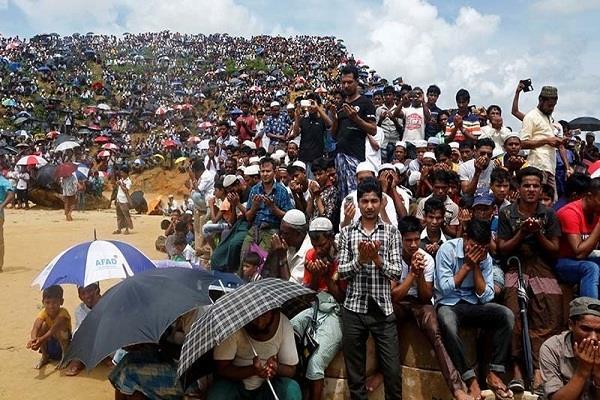 myanmar rohingya