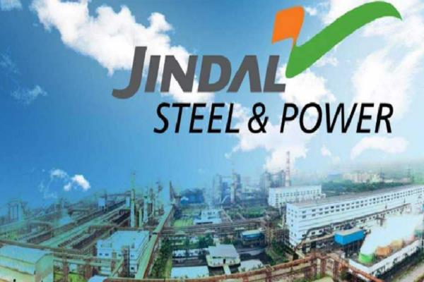 jindal steel   power net loss