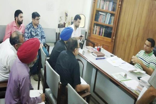 sangrur  water power campaign  punjab  1st rank