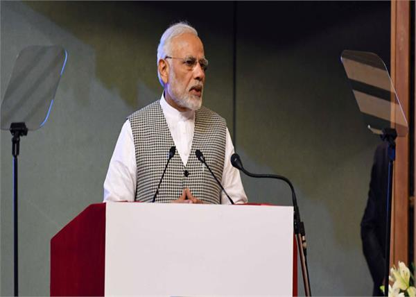 misguided youth of jammu and kashmir take the right path  modi