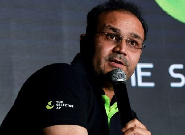 sehwag made many big claims regarding the future of pant