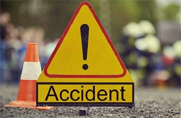 road accident  death of person