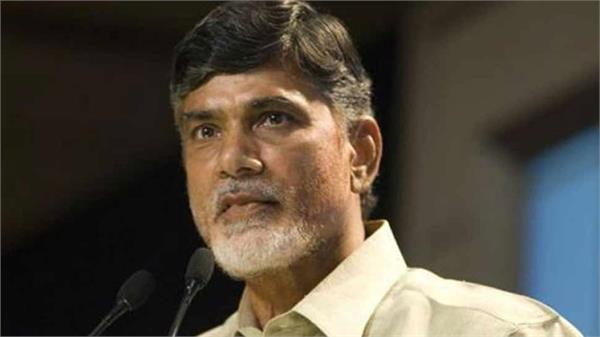 chandrababu naidu told to vacate home due to flood alert