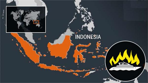 7 killed in indonesia ferry accident