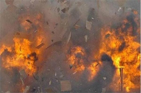 explosion in pakistan kills 5